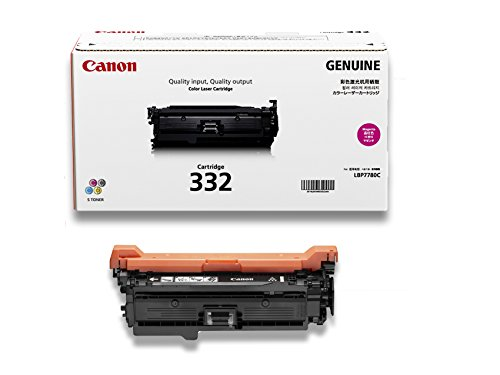 Canon Original 332 Toner Cartridge, ()