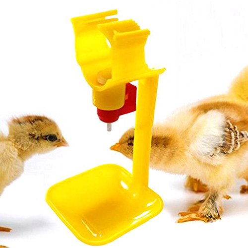 Delight-eShop-1-10X-Poultry-Chicken-Duck-Hanging-Drinking-Water-Nipple-Drinker-Feeder-With-Cup