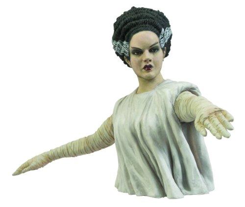 (Diamond Select Toys Universal Monsters: Bride of Frankenstein Bust Bank )