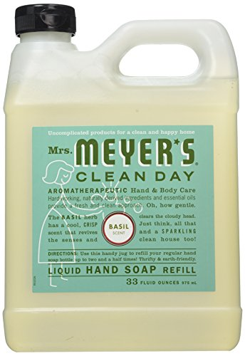 Mrs Meyers Hand Soap Refill - 4