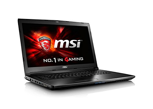 "MSI GL72 6QF-405 17.3"" Laptop Intel Core i7 8GB Memory 1TB Hard Drive Aluminum Black 9S7-179586-405"