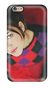 1352414K70564556 Tpu Case Cover For Iphone 6 Strong Protect Case - Alizee (5) Design