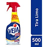 Limpador Banheiro X14 Tira Limo Pulverizador 500 ml Embalagem Econômica, Veja