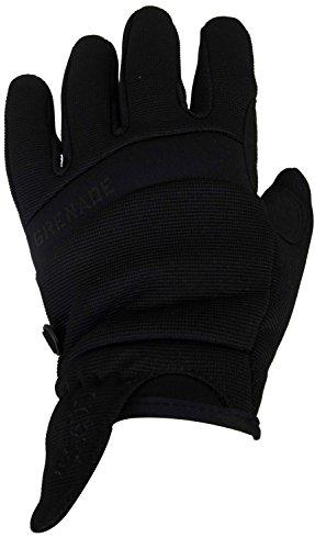 Grenade Gloves Men's Cc935 Pipe Glove, Black, Large