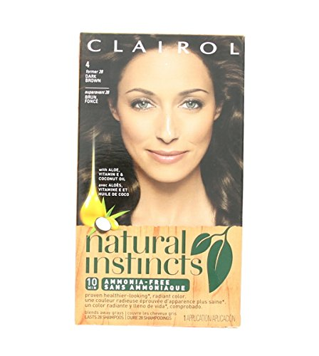 Natural Instincts Non-Permanent Color - 28 (Dark Brown) 1 Each (Pack of 12) by Clairol