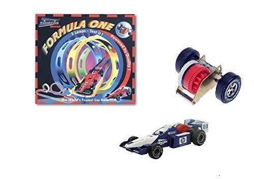 Darda: Formula One Set with Replacement Motor and Extra Blue F-1 Car ...