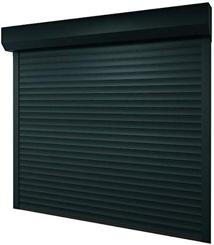 Puerta de garaje, 268 x 250 cm (medida de la luz 232 x 220 cm), color antracita: Amazon.es: Bricolaje y herramientas