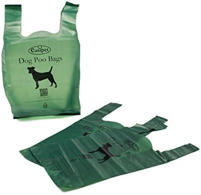 Bolsas para heces de perro grandes Oxo biodegradables por Easipet ...