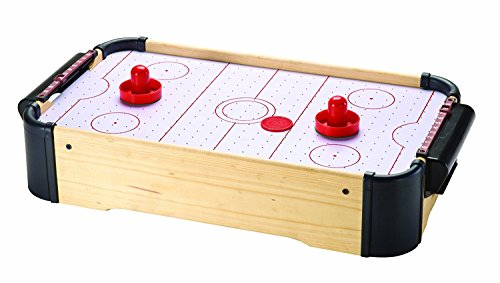 Red Tool Box Air Hockey Table Red Hockey Game Table