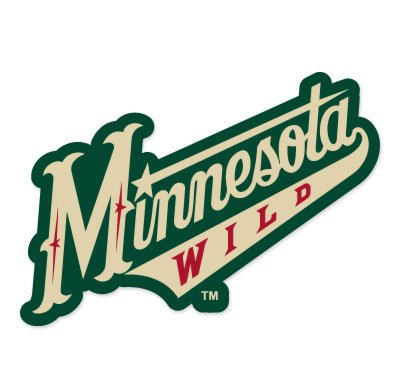 "UPC 639302275986, Minnesota Wild NHL Large Sticker (12"" x 9"") Cornhole Wall Car"