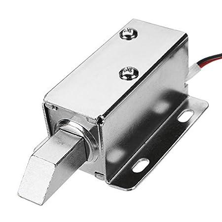 Lovinn Electric Cabinet Lock 12v Dc Electric Lock Assembly Solenoid