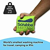 Scrubba Portable Wash Bag – Hand Washing Machine