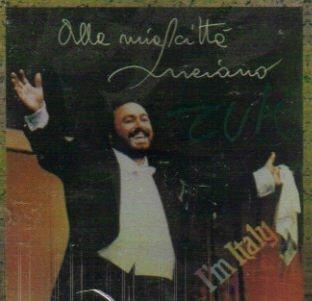 I'm Italy - Alla Mia Citta (1985-05-03) by Mizar Records - Italy