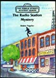 img - for The radio station mystery (The riddle street mystery series) book / textbook / text book