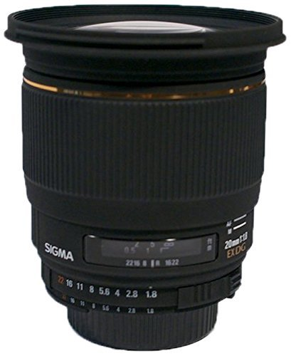 Sigma 20mm f/1.8 EX DG RF