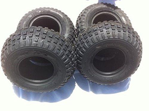 (4) 145/70-6 Go-Kart, Go-Cart or ATV Tires 145 x 70 x 6 ()