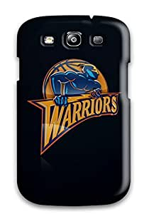 For Galaxy S3 Premium Tpu Case Cover Golden State Warriors Nba Basketball (35) Protective Case