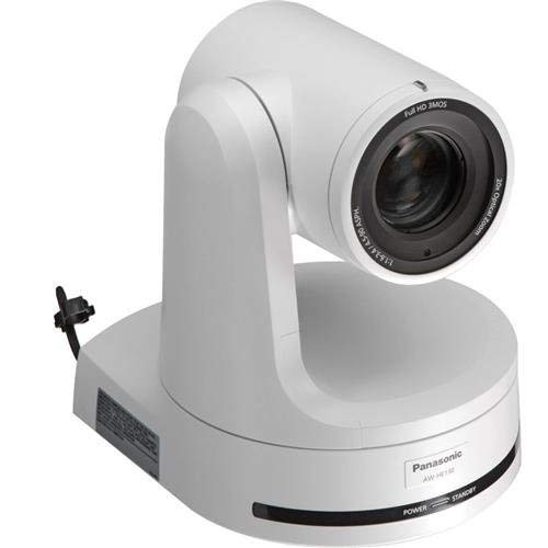 Image of Panasonic AW-HE130 HD Integrated PTZ Camera (White)