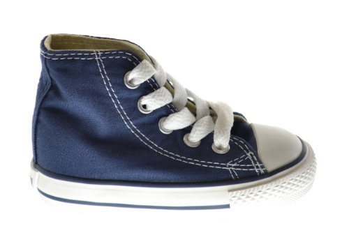 Converse Chuck Taylor All Star Hi Baby Toddlers Sneakers Blue/White 7j233 (8 M -