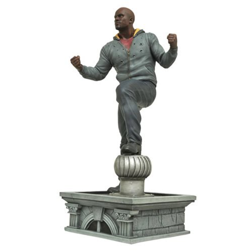 Картинки по запросу Marvel PVC Gallery Statues - Luke Cage TV Series - 10