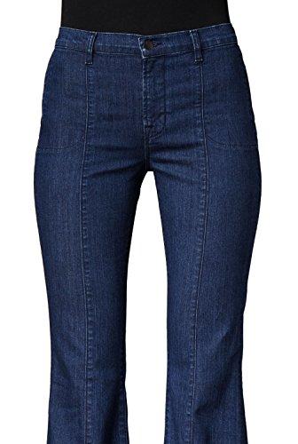 J Brand Loni High Rise Wide Leg Jeans in Waterloo, 26