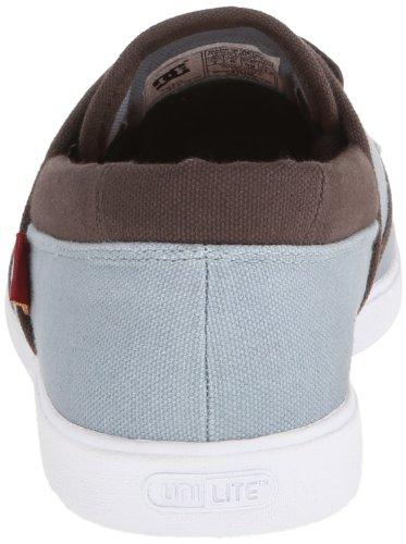 Dc Hampton Skate Heren Schoen Stone Blue