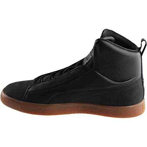 Mid Women 5 Clyde Naturel 9 Sneaker Unisex x Fashion M Men PUMA US 7 Black qwzARXPx