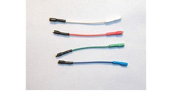 Cartucho Adaptador de enchufes cables/Cables con oro conectores ...