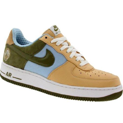 Nike Air Force 1 07 Low Premium Kool Bob Love 3 suede pilgrim ice blue Size 9.5 US by NIKE (Image #6)