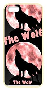 Wofe Moon Case Cover for Iphone 5S/5