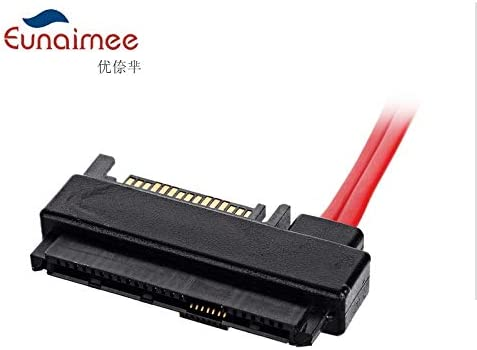 15Pin Power Connector CN, Cable Length: 0.5m Computer Cables 18 SAS 29p SFF-8482 to SATA 7p HDD Raid Data Cable