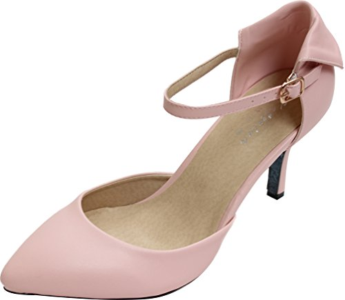 CFP - Zapatos de tacón  mujer fucsia