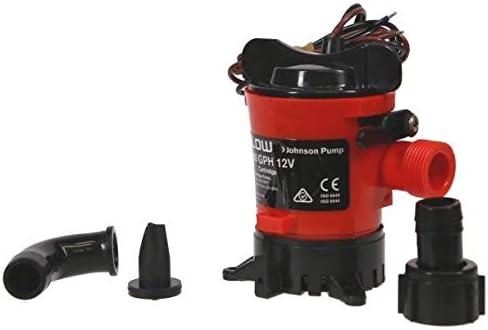 VidalMarine Pompe DE CALE L450 12 V