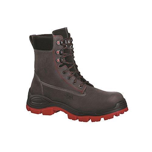 Sécurité Non Métalliques Rouge Stelvio De Chaussures Noir S3 Lemaitre Src 100 wZCTRW
