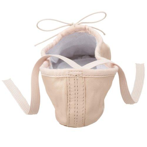 Balletto Da Donna Cobra In Pelle 2033 Capezio Rosa Chiaro