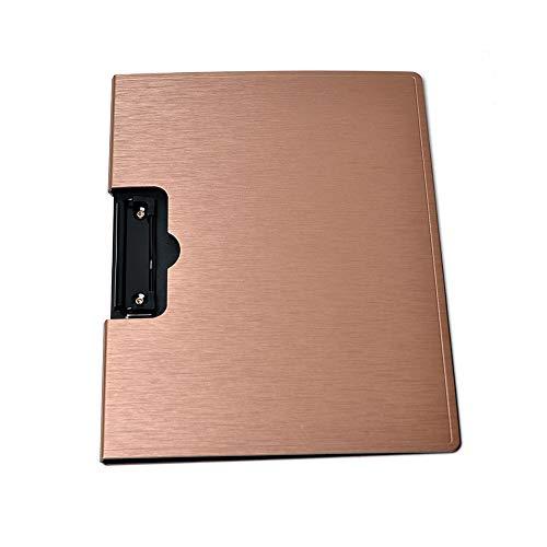 Foldover Clipboard Folder A4 Foolscap Plastic Low Profile Clip Flap Standard Document Holder