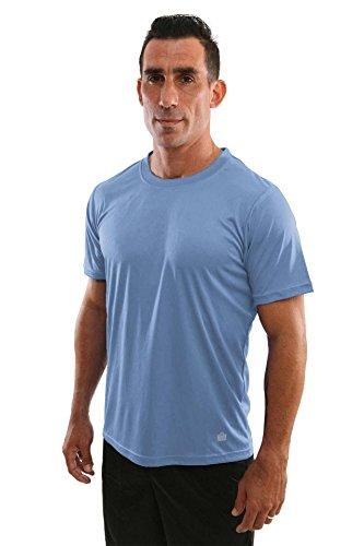 Camiseta de fútbol ADMIRAL Performance Ready-to-Play, Sky, Youth X-Small