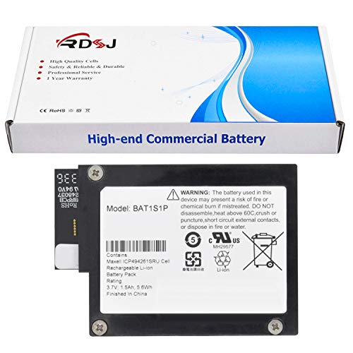 (BAT1S1P Backup Unit Battery Compatible LSI Logic BBU-iBBU08 MegaRaid RAID 81Y4451 IBM M5000 M5014 M5015 M5016 M5110 9260-8i 9280-8i Series BAT1S1P-A 3.7V 5.6Wh)