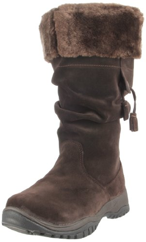 Baffin Women's Katie Snow Boot,Chocolate,9 M US