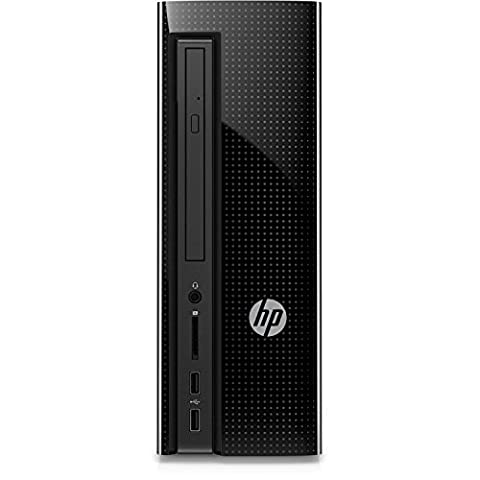 2017 HP 260-A020 Premium Business Desktop, AMD A6-7310 2.0GHz Quad-Core, 6GB DDR3L RAM Max 16GB, 1TB SATA 7200 RPM, HDMI, DVD, Bluetooth 4.0, USB 3.0, Windows 10 (Certified (Amd Radeon 260)