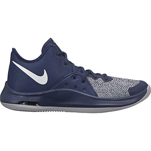 Navy Baloncesto De white Air Azul Versitile Iii 400 midnight Nike Unisex Adulto Grey wolf Zapatos nFZqvXX