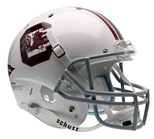South Carolina Replica Helmet - Schutt NCAA South Carolina Gamecocks Replica XP Football Helmet, Classic