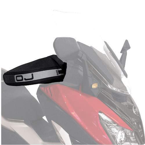 C007 Manoplas cubremanos Pro Hand Plus OJ compatibles con Honda Integra 2014 14 Impermeable Cortavientos