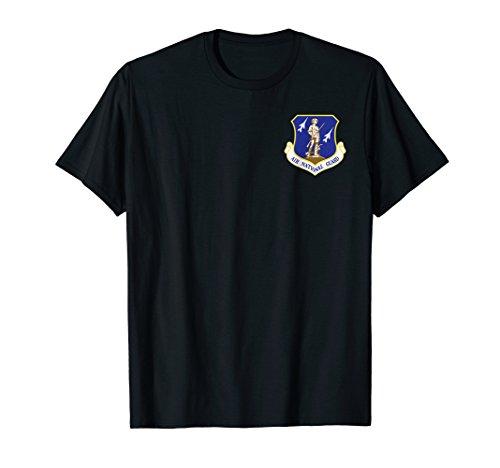 Air National Guard Military Veteran Morale PT State T-Shirt