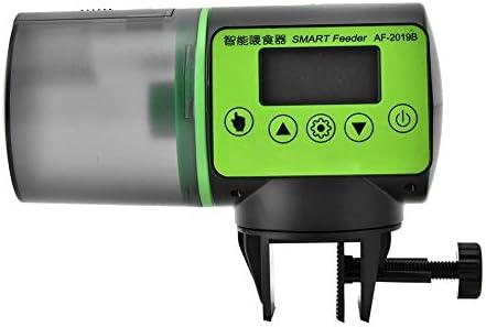 Alimentador automático de peces acuario dispensador de alimentos acuario casero 1