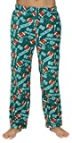 Real Essentials Fleece Plush Pajama Bottoms/Pants