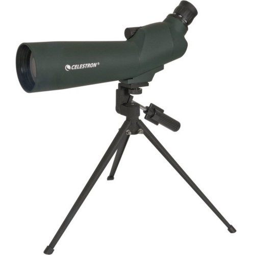 Celestron UpClose 20-60x60mm Angled Body Spotting Scope
