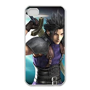 iphone4 4s White phone case Zack Fair Final Fantasy GHJ2043936