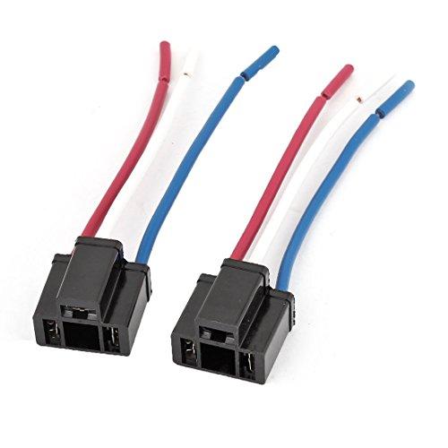 Unique Bargains Automotive Car Alarm SPDT Relay Harness Wire