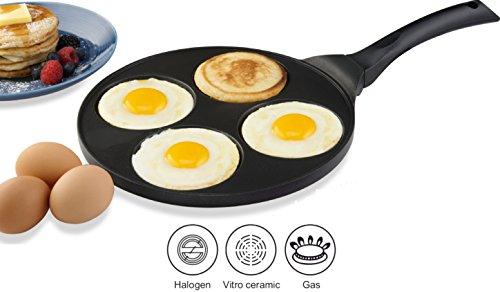 Gourmia GPA9520 Nonstick Pancake Diameter